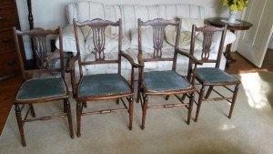 mahogany dining chairs,