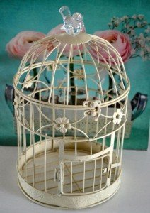 ornamental birdcage,