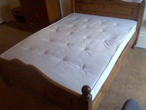kingside bed frame
