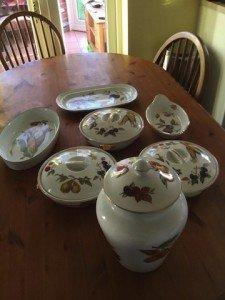 Royal Worcester kitchen accessories