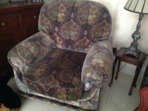 gentleman's armchair,