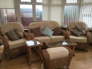 conservatory furniture suite