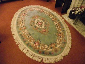 decorative area rug