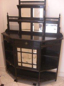 hall dresser