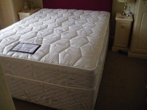 kingsize divan bed