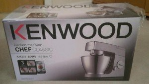 Kenwood kitchen machine