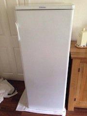 tower fridge