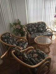 conservatory sofa suite