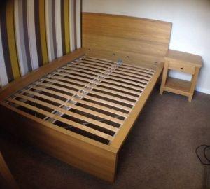 bedside unit