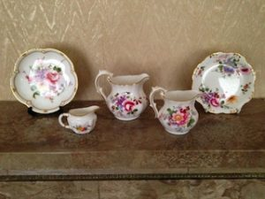 part tea set