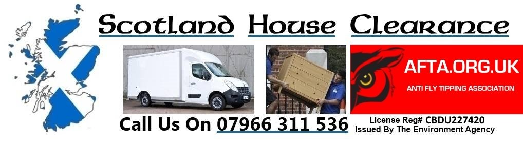 Scotland House Clearance Specialists