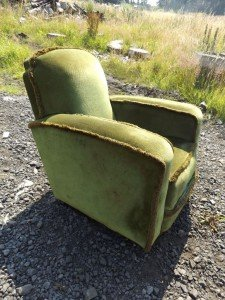 club arm chair