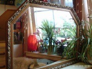 mantle mirror