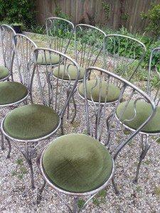 unique rustic chairs