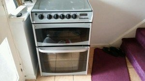 Cannon Chichester Gas Cooker.
