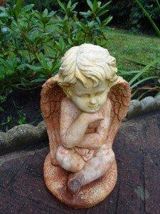 garden statue feature