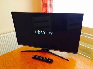 smart flat screen tv
