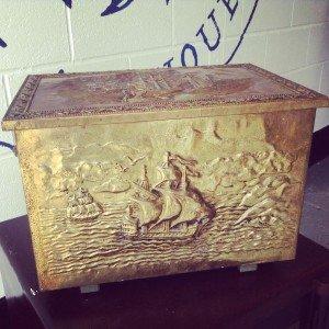 brass coal, tinder box