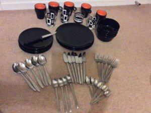 cuttelry set
