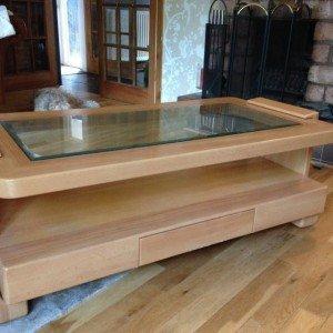 beechwood unusual coffee table