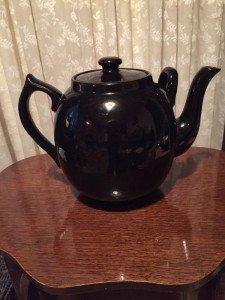 two handle teapot