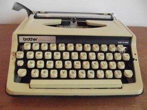 brother 800 typewriter
