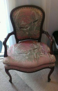 vintage dressing table chair,