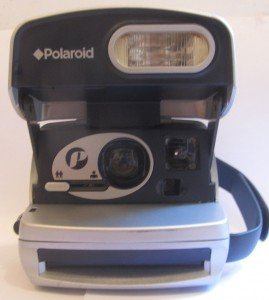 square photo camera