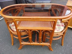 carved oval table