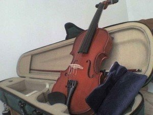 three quarter violin