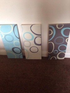 slim wall canvases