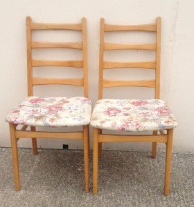 back dining chairs