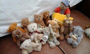 teddy plush bears
