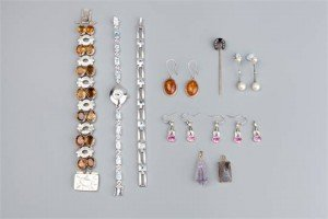 gem set jewellery