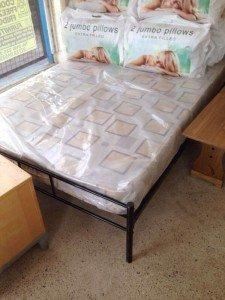 back spring mattress