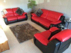 modern sofa suite