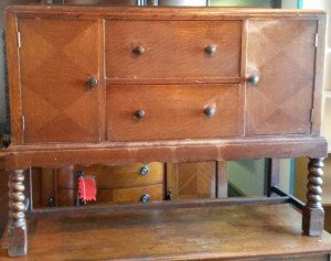 tall standing sideboard,