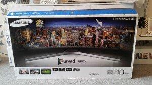 UHD television