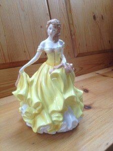 Royal Doulton porcelain figurine