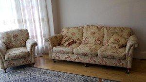 three seater sofa