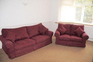 two piece sofa suite