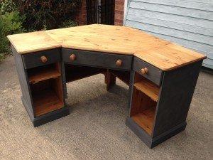 Stroud corner desk