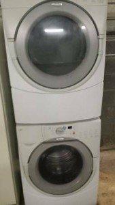 front loader washer