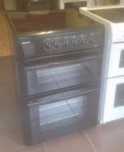 double fan assisted oven