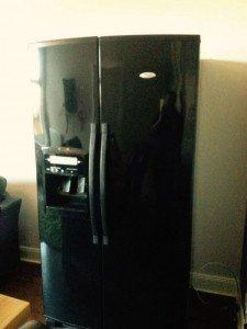 double door fridge freezer