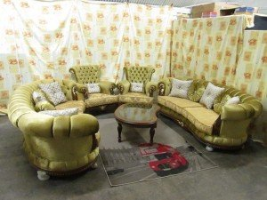 four piece sofa suite,