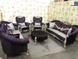 five piece sofa suite