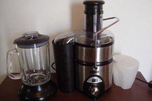 power juicer and jug blender
