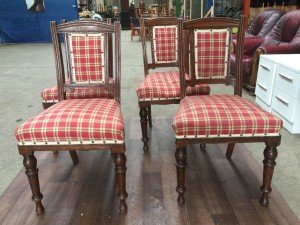 wood carved dining chairs