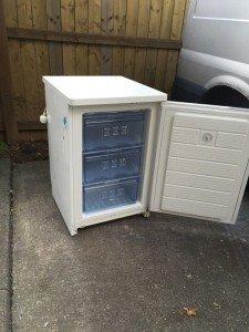 Indiset freezer